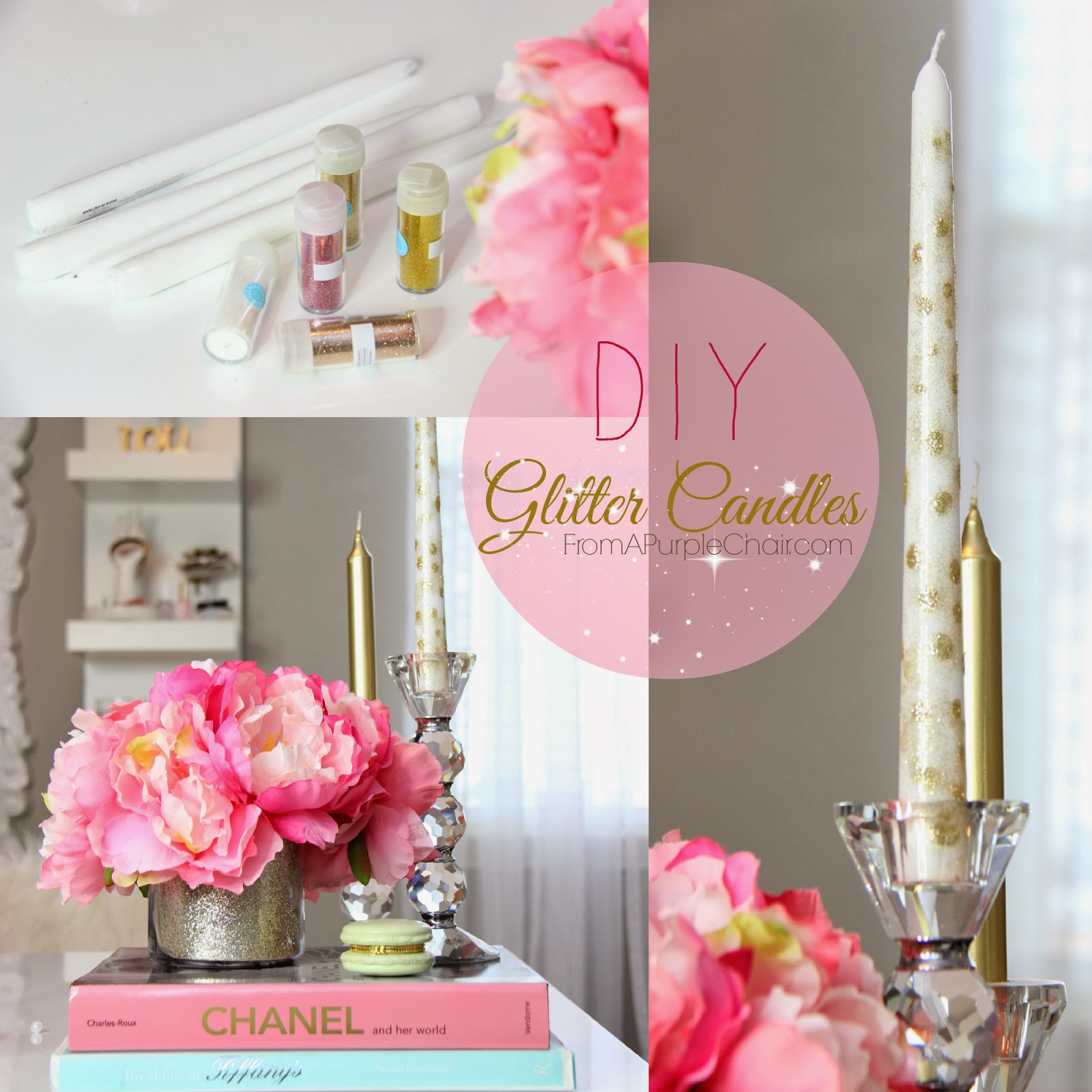 glamorous decorations for a girly office makeup room. Black Bedroom Furniture Sets. Home Design Ideas