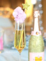 Ways To Dress Up Your NYE Champagne Toast